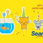 www.searsopinion.ca Sears Canada Customer Experience Survey $100 Gift Cards