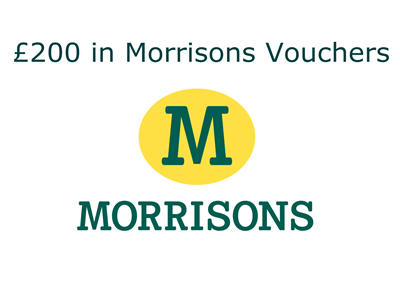 www.talktomorrisons.co.uk Morrisons Survey £200 Morrisons Vouchers