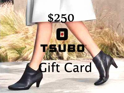 www.tsubolistens.com Tsubo Guest Survey $250 Gift Cards