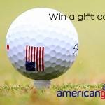 www.americangolfsurvey.co.uk American Golf Survey $200 American Golf Gift Card