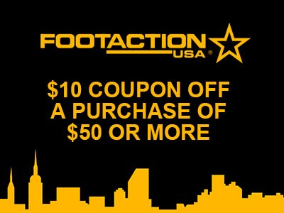 www.footactionsurvey.com Foot Action Customer Satisfaction Survey validation Code to Receive $10 off